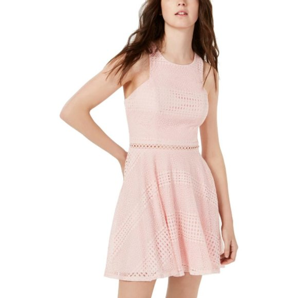 City Studio Dresses & Skirts - NWT City Studio Womens Lace Eyelet Party Dress, 15